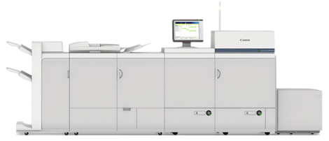 Associated Printing Productions Moves up to Canon ImagePRESS c6010 Digital Press